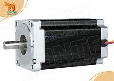 Us Free 1pc Nema34 Stepper Motor Cnc Kit 1700oz12nm 6a 14mmshaft 85bygh450c