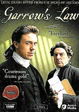 Garrow's Law Series One BRAND NEW FACTORY SEALED 2 DISC SET DVD FREE S&H CONT US