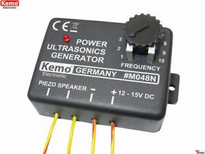 Ultraschall Generator Ultrasonic M048N Kemo