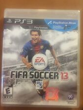Brand New!!! FIFA Soccer 13 (Sony PS3, 2012) Factory Sealed!!!