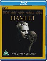 Hamlet [Blu-ray] [DVD][Region 2]