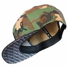 Nebelkind Camouflage Snapback Cap Army Style onesize unisex