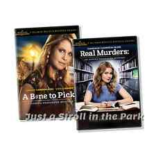 Aurora Teagarden Mystery: Bone To Pick & Real Murders Complete Box / DVD Set(s)
