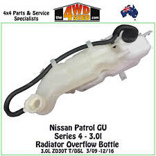Radiator Overflow Bottle Expansion Tank fit Nissan Patrol GU 3.0l TD 2009-2016