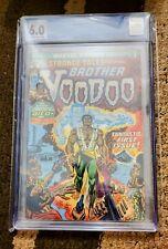 Strange Tales #169 CGC 6.0 1973 Origin and 1st App. Brother Voodoo!