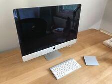 "Apple iMac 27"" Desktop Computer 3.2 GHz 1TB ME088LL/A Late 2013 A1419"