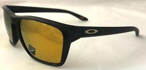 Oakley Sylas - Matte Black  with Prizm 24K Polarized Lens - OO9448-15