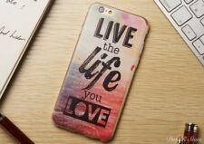 Silikon Handyhülle für Samsung Galaxy S8 PLUS Tasche Hülle Case - Life
