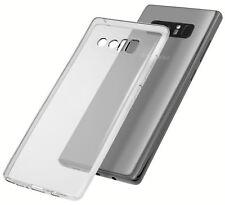 mumbi Hülle für Samsung Galaxy Note 8 Schutzhülle UV beständigCase Tasche klar