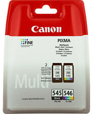 Canon PG-545/CL-546 Multi-pack (Black,Cyan,Magenta,Yellow)