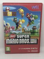 New Super Mario Bros Wii - Nintendo Wii Game