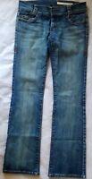 DKNY Jeans, Boot Cut, 5 Pocket Stretch Jeans, size 5 EUC