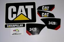 Caterpillar 242 B3 Decal Kit Equipment Decals other numbers just message