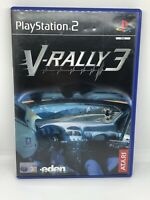 V-Rally 3 (PS2) Racing Complete ✔️ 60GB PS3 Compatible