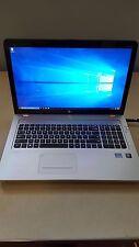 HP ENVY 17t-3200 3D, i7, 8GB RAM, 750GB HDD, Windows 10 Pro, NEW BATTERY!