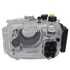 Mcoplus 40M/130 ftUnderwater Diving Housing Case for Sony DSC-RX100 Camera RX100