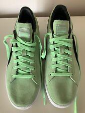 puma suede verde in vendita | eBay