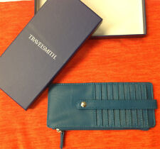TravelSmith Credit Card Organizer, New in Box, Teal