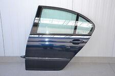 BMW E46 3er Limousine Tür Türe hinten links Nachtblau-Met. 453/5 Door rear H.L