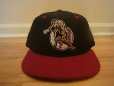 VTG San Bernardino Stampede New Era 7 1/4 hat cap 90s retro game used? 80s Wool