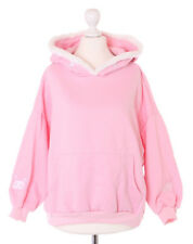 ts-118-1 rosa conejo rabbit pastel goth LOLITA Jersey Sudadera Con Capucha