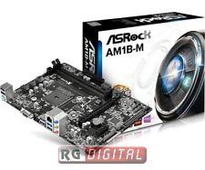 ASROCK SCHEDA MADRE    SLOT DDR3 SOCKET AM1 modello AM1B-M 2X