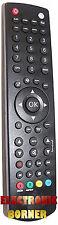 Article neuf de Remplacement Télécommande Pour Telefunken Hitachi Toshiba Teletech JVC rc1912
