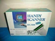 DFI HS -3000 HS-3000PLUS HS3000PLUS Handy Scanner W/ Manual New Open Box C