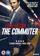 The Commuter DVD (2018) Liam Neeson ***NEW***