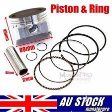 69mm Piston Rings CB250 250CC Shineray Kaya Xmotos Apollo orion Dirt Pit Bikes