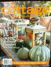THE COTTAGE JOURNAL FALL 2017 flea market garden living country decor style