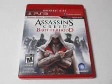 Assassin's Creed: Brotherhood (Sony PlayStation 3, 2010) **** PLEASE READ ****