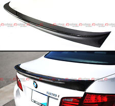 For 2011-16 BMW F10 5 Series 535i 528i Carbon Fiber AC Style Trunk Lid Spoiler