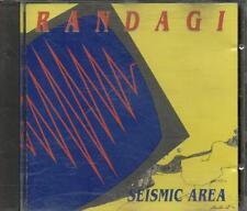 Randagi - Seismic Area Cd Ottimo Vg