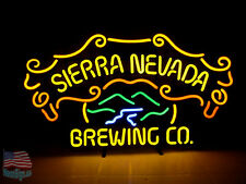 Sierra Nevada Brewing Co. Beer Bar Neon Sign 24''x20'' From USA