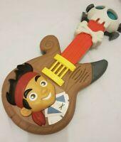 2012 Mattel Disney Jake And The Neverland Pirates  Pirate Rock Guitar