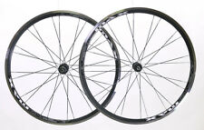 AEROMAX PRO Road Bike Wheelset 700c 7-10 Speed Shimano/SRAM Compatible Black NEW