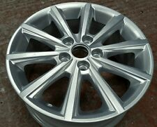 """Genuine 16"""" New shape ford focus alloy wheels imaculate spare or replacement"""