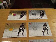 2005/06 FLEER ULTRA 38 CARD HOCKEY SCORING KINGS INSERT & JERSEY LOT