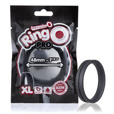 Ring O Pro Xl Black - Extra Large Male Enhancement Ring