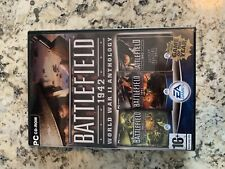 Battlefield 1942 World War II Anthology PC Game of the year Open box brokencase
