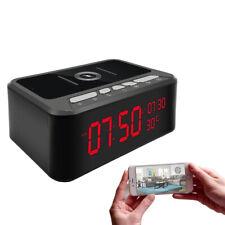 Telecamera spia microcamera nascosta sveglia orologio p2p wifi