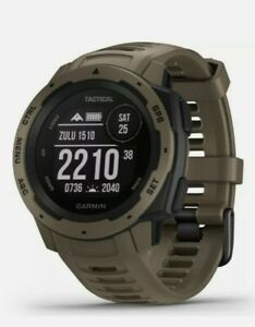 Garmin Instinct Tactical Edition Rugged GPS Watch Coyote Tan 010-02064-71