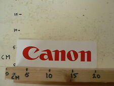 STICKER,DECAL CANON LOGO , LARGE 22 CM C