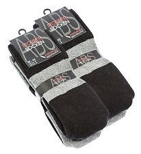 2, 4 oder 6 Paar Damen ABS-Socken,Vollplüsch,Anti-Rutsch-Socken,Stoppersocken