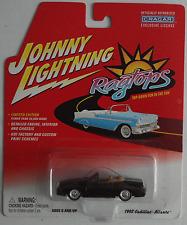 Johnny Lightning - ´92 / 1992 Cadillac Allante Cabrio schwarz Neu/ OVP