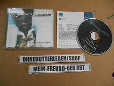 CD Punk Black Legend - You See The Trouble (2 Song) Promo DEEP TROUBLE Presskit