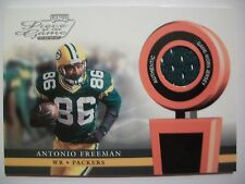 2002 PLAYOFF PIECE OF THE GAME FOOTBALL ANTONIO FREEMAN, PACKERS  !! BOX # 42