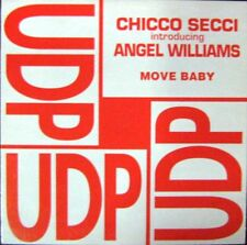 "CHICCO SECCI "" Move baby"" MIX 12"" (1994) UDP 1016 NEW"