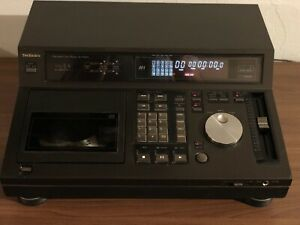 Vintage Technics SL-P1200 Professional DJ CD Player P1200